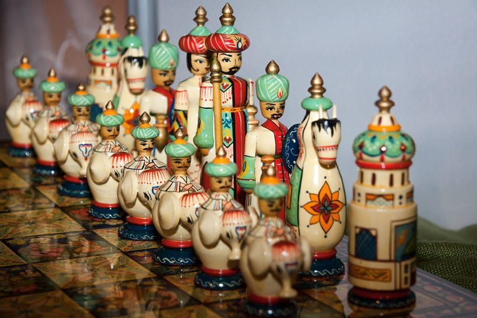 Figuren Iran