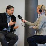 Prof. Dr. Jan-Werner Müller auf den Karlsruhen Gesprächen.