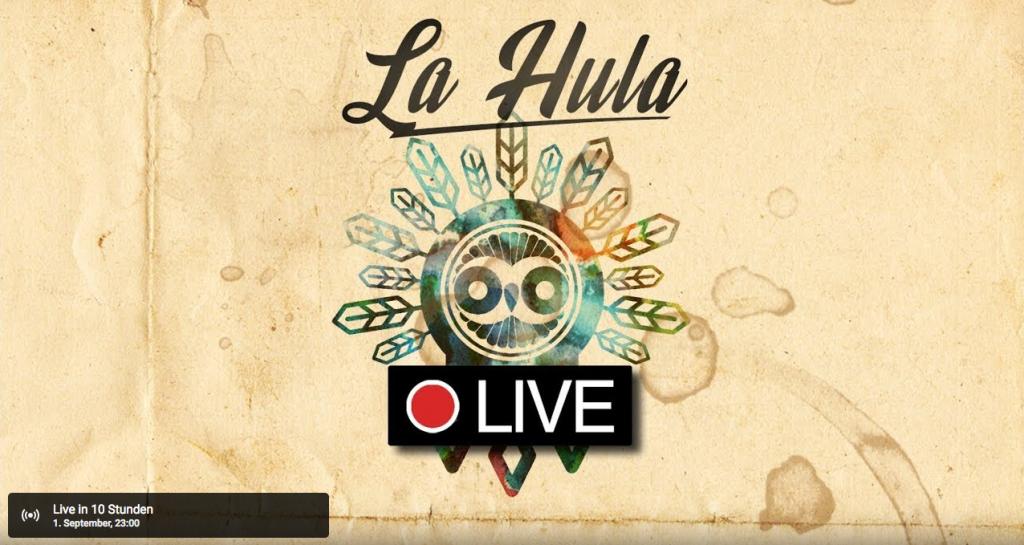 Logo La Hula