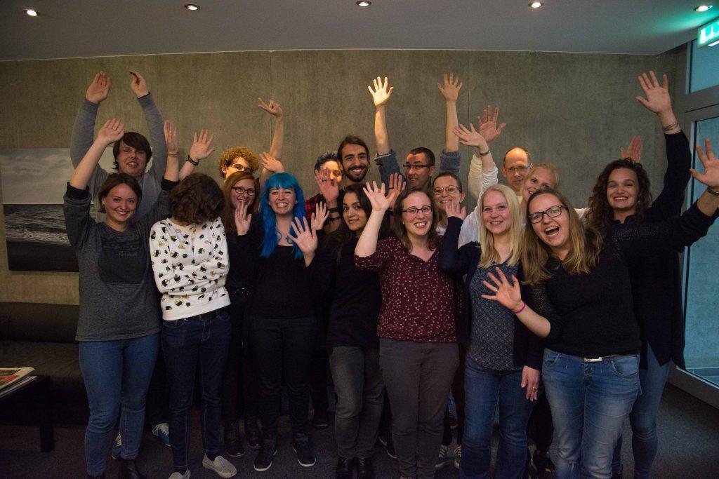 Team Campusradio Karlsruhe
