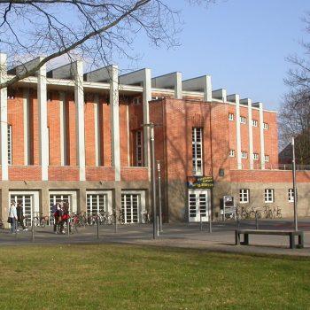 Altes Stadion am KIT